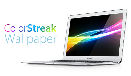 Download ColorStreak Wallpaper