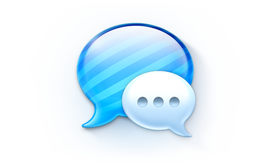 Download Messages Replacement Icon