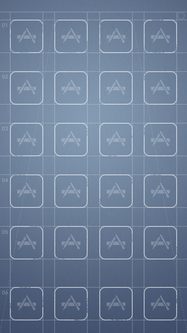 The grid iphone wallpapers for Ipad grid template