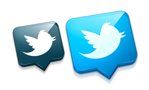 Download Twitter replacement icon